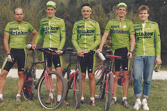 sport hrinkow bike team