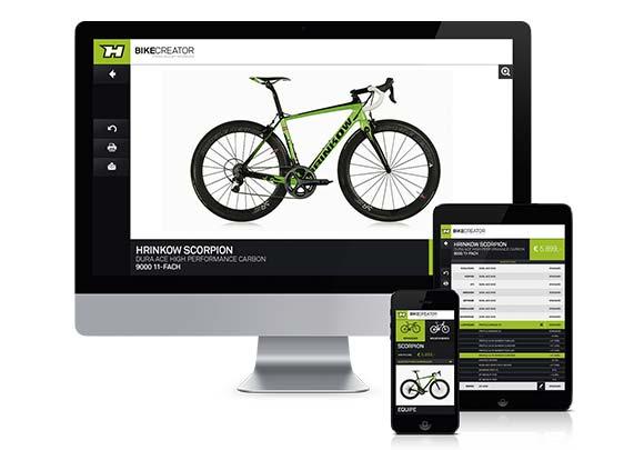 Hrinkow Bike Creator